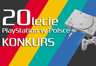 20lecie baner konkurs 320x220 - KONKURS #2 - Wspomnienie związane z pierwszym PlayStation