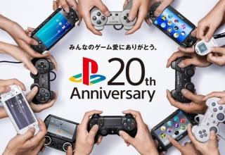20lecie playstation polska 320x220 - 20lecie PlayStation w Polsce!