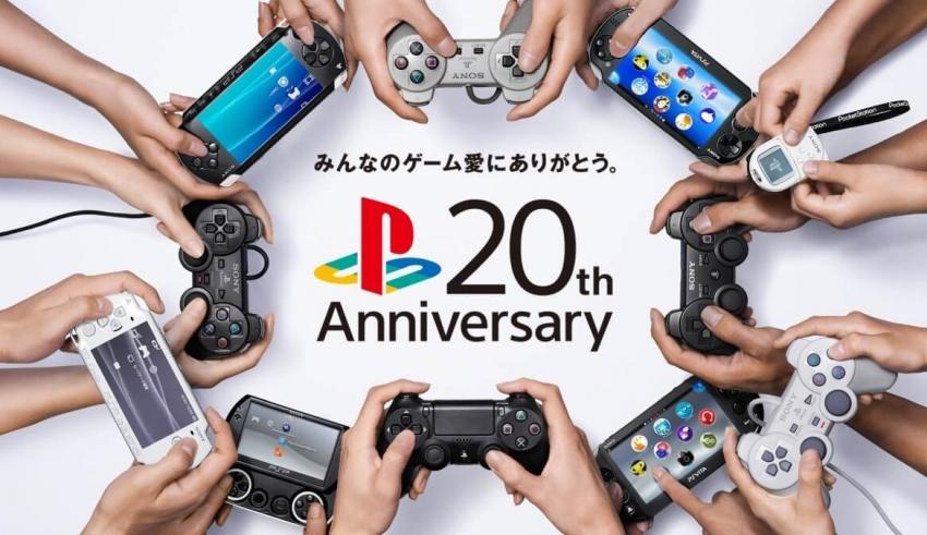 20lecie playstation polska 850x491 - 20lecie PlayStation w Polsce!