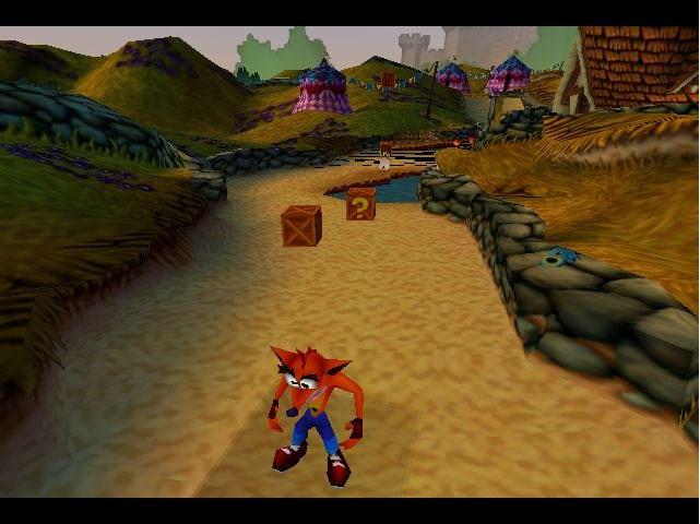 bleem D3D Crash 3 - Burzliwa historia emulatora Connectix Virtual Game Station