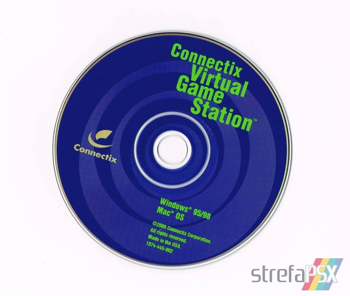 connectix virtual game station 06 - Burzliwa historia emulatora Connectix Virtual Game Station