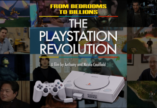"the playstation revolution 1 320x220 - Trwają prace nad filmem dokumentalnym ""The PlayStation Revolution"""