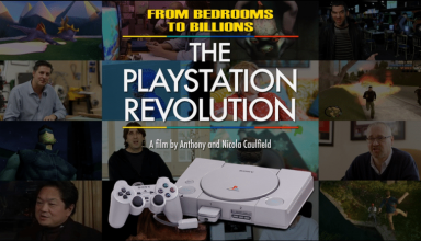 "the playstation revolution 1 384x220 - Trwają prace nad filmem dokumentalnym ""The PlayStation Revolution"""