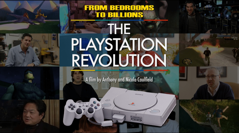"the playstation revolution 1 - Trwają prace nad filmem dokumentalnym ""The PlayStation Revolution"""