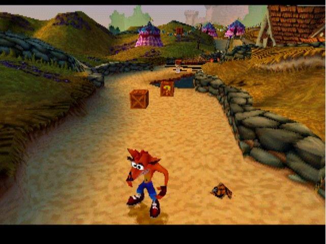 vgs Crash 3 - Burzliwa historia emulatora Connectix Virtual Game Station
