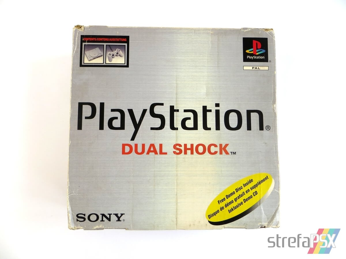 "playstation scph 7502 box - [SCPH-7502] PlayStation ""Dual Shock"""