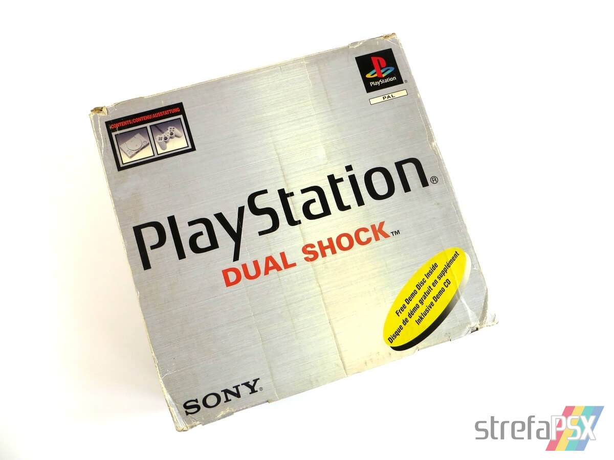 "playstation scph 7502 box 2 - [SCPH-7502] PlayStation ""Dual Shock"""