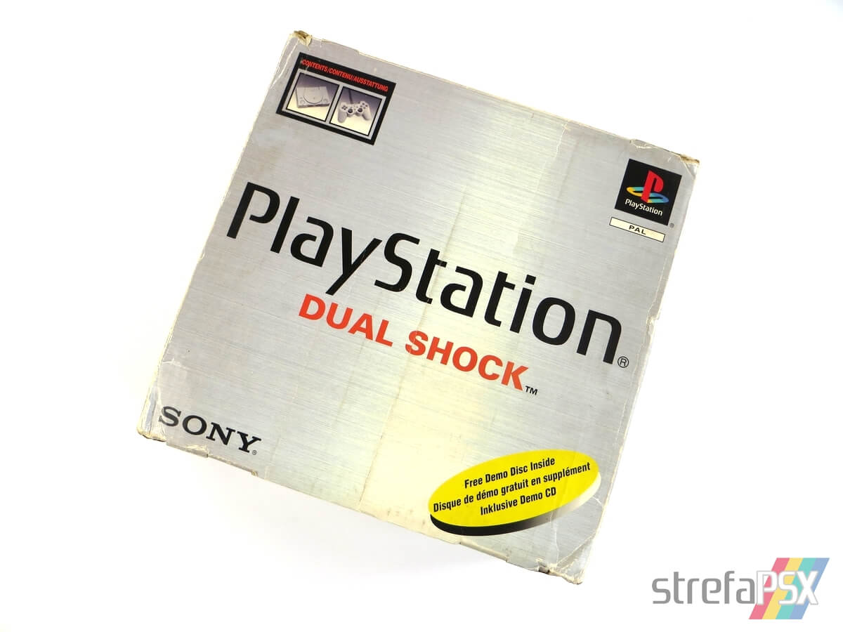 "playstation scph 7502 box 3 - [SCPH-7502] PlayStation ""Dual Shock"""