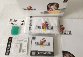final fantasy viii limited edition 320x220 - Kolekcjonerskie wydania gier - Final Fantasy VIII Limited Edition