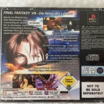 final fantasy viii limited edition04 150x150 - Kolekcjonerskie wydania gier - Final Fantasy VIII Limited Edition