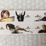 final fantasy viii limited edition06 150x150 - Kolekcjonerskie wydania gier - Final Fantasy VIII Limited Edition