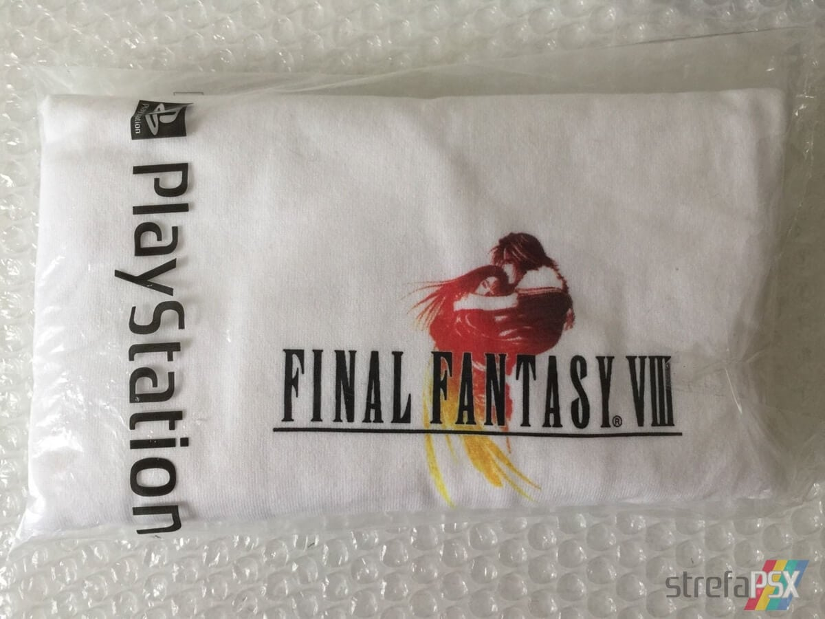 final fantasy viii limited edition07 - Kolekcjonerskie wydania gier - Final Fantasy VIII Limited Edition