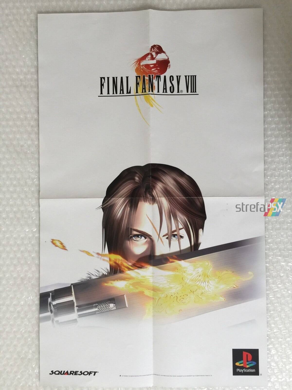final fantasy viii limited edition12 - Kolekcjonerskie wydania gier - Final Fantasy VIII Limited Edition