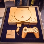 gold playstation 10 million model 01 150x150 - [SCPH-????] PlayStation 10 Million Gold Unit / Złote PlayStation