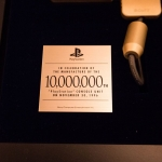 gold playstation 10 million model 02 150x150 - [SCPH-????] PlayStation 10 Million Gold Unit / Złote PlayStation
