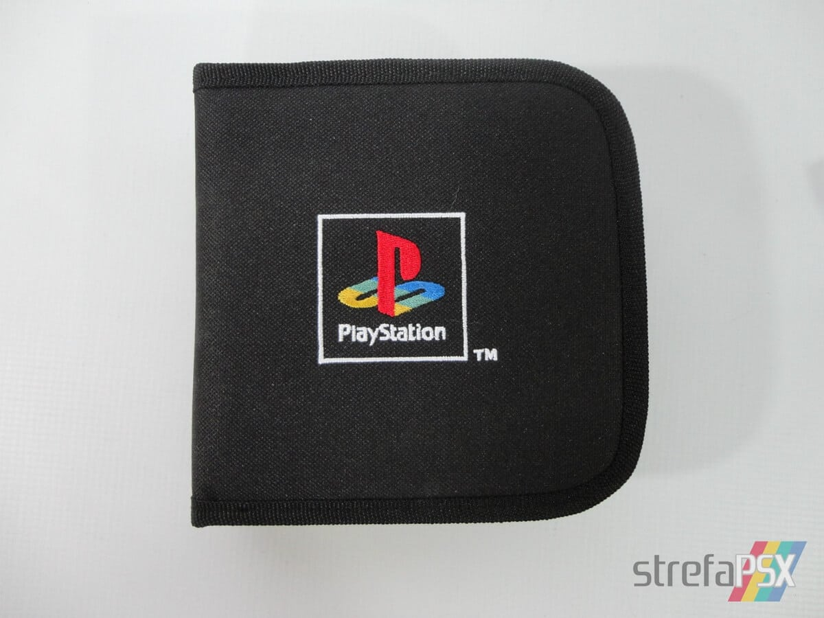 playstation cd case sleh 00013 02 - [SLEH-00013] Pokrowiec na płyty / CD Case