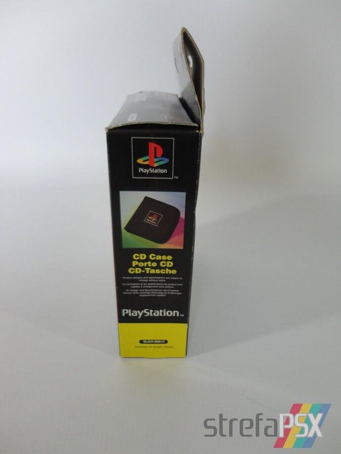 playstation cd case sleh 00013 08 - [SLEH-00013] Pokrowiec na płyty / CD Case