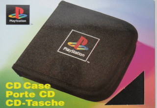playstation cd case sleh 00013 baner 320x220 - [SLEH-00013] Pokrowiec na płyty / CD Case