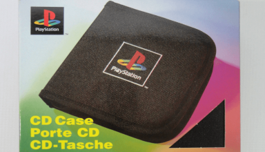 playstation cd case sleh 00013 baner 384x220 - [SLEH-00013] Pokrowiec na płyty / CD Case