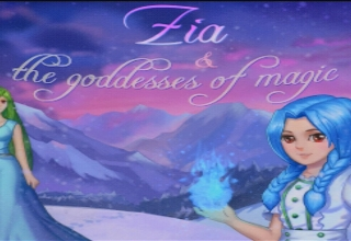 recenzja zia baner 320x220 - Recenzja - Zia and the Goddesses of Magic