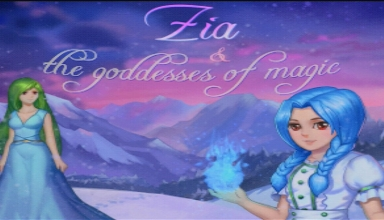 recenzja zia baner 384x220 - Recenzja - Zia and the Goddesses of Magic