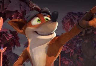 crash bandicoot serial 2 320x220 - Crash Bandicoot debiutuje w serialu animowanym!