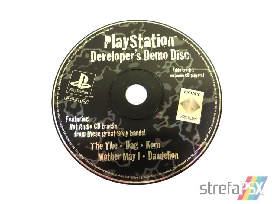 "play it now hear it later04 - ""Hear It Now! Play It Later!"" - pierwszy krążek na PSX wydany poza Japonią"