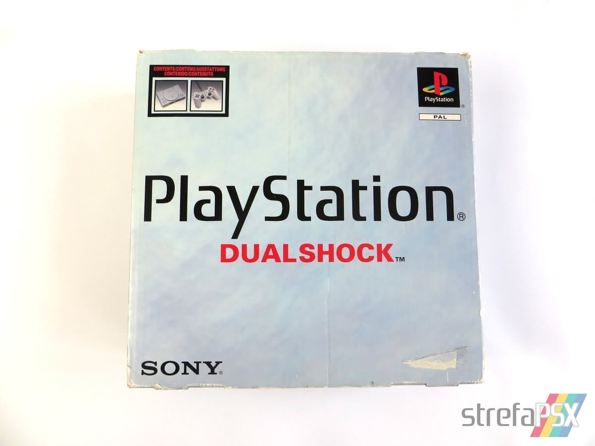 "playstation scph 9002 box - [SCPH-9002] PlayStation ""Dual Shock"""
