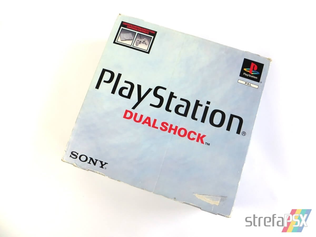 "playstation scph 9002 box 3 - [SCPH-9002] PlayStation ""Dual Shock"""