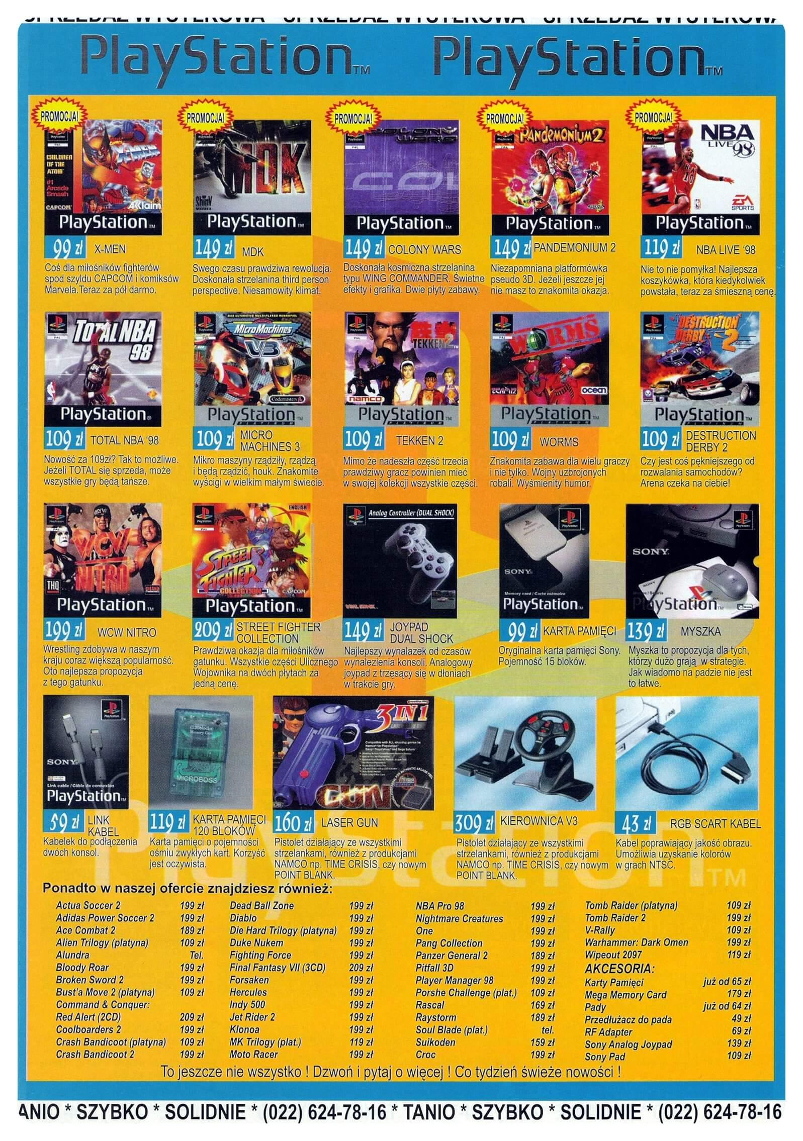 Neo Plus nr 003 199840q4 - Jak wyglądały ceny różnych konsol w Polsce w latach 1996-2006?