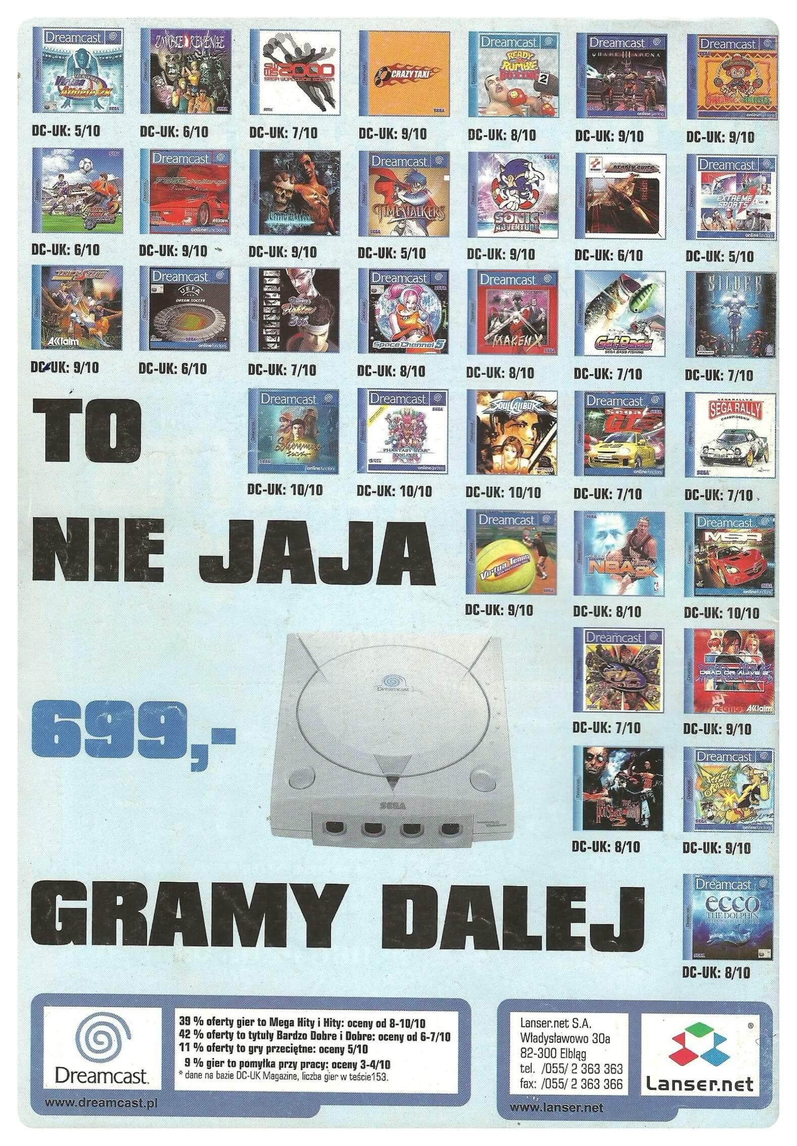 Neo Plus nr 030 2001100q4 - Jak wyglądały ceny różnych konsol w Polsce w latach 1996-2006?
