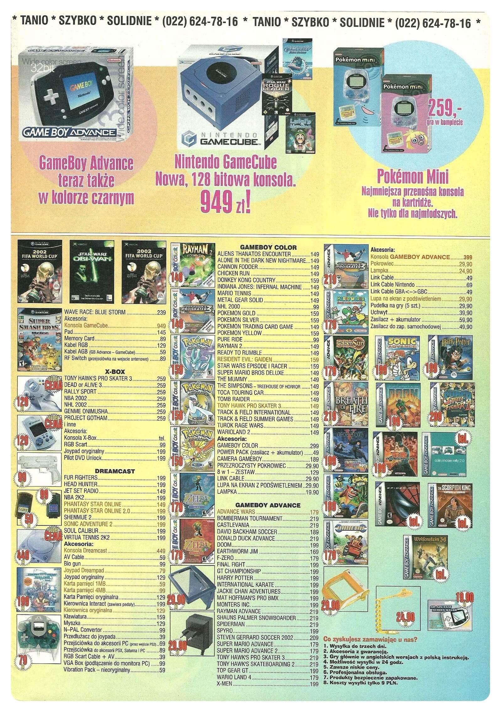 Neo Plus nr 043 20023q4 - Jak wyglądały ceny różnych konsol w Polsce w latach 1996-2006?