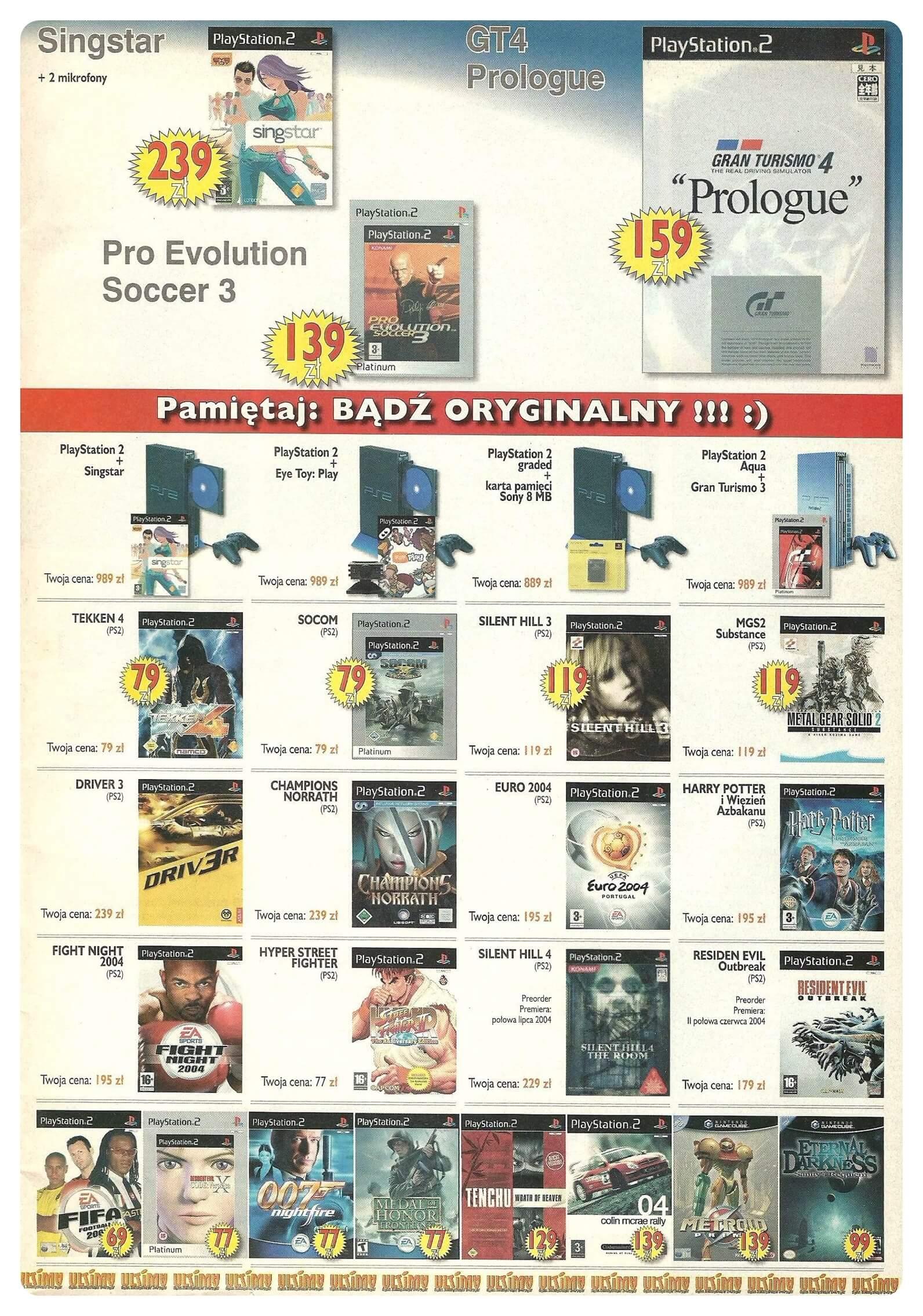 Neo Plus nr 066 20043q4 - Jak wyglądały ceny różnych konsol w Polsce w latach 1996-2006?