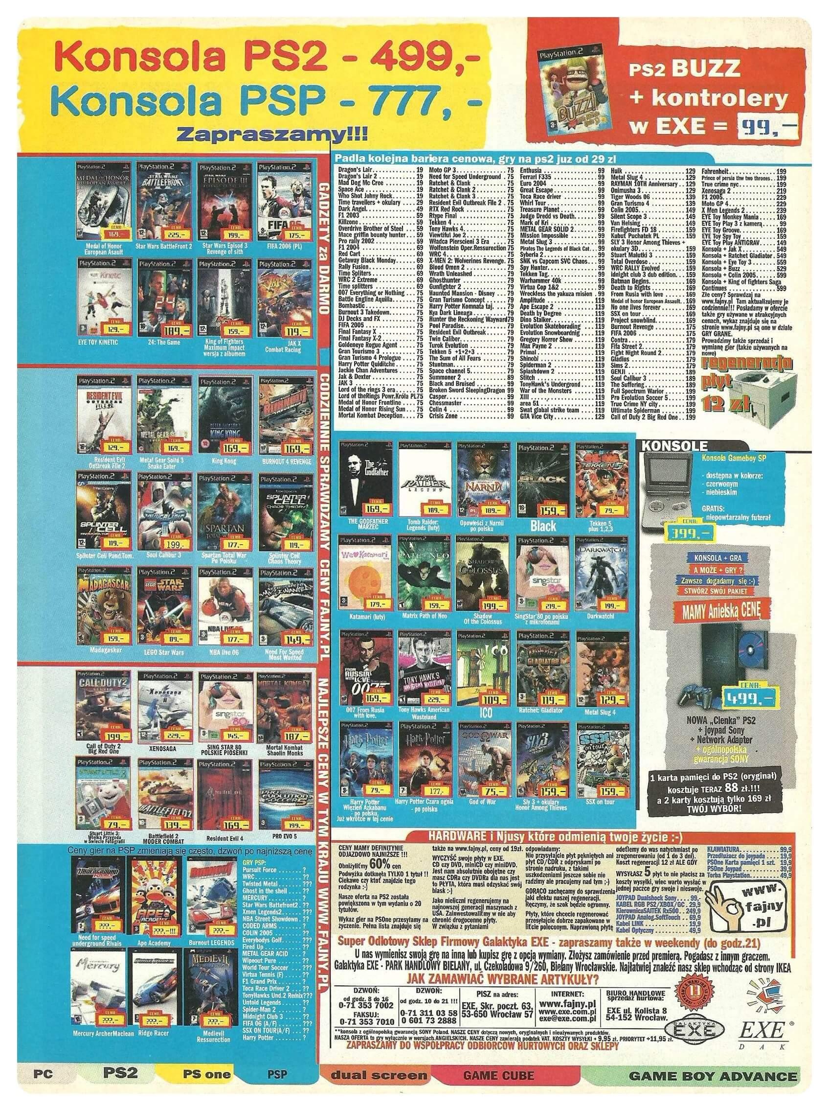 Neo Plus nr 087 200617q4 - Jak wyglądały ceny różnych konsol w Polsce w latach 1996-2006?