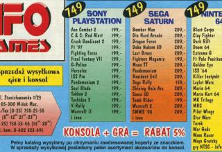 ceny konsol polska 1 320x220 - Jak wyglądały ceny różnych konsol w Polsce w latach 1996-2006?