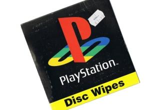 disc wipe baner 320x220 - [Inne] Oficjalne chusteczki do płyt / Disc Wipes