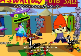parappa the rapper remaster 320x220 - PaRappa the Rapper Remastered