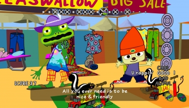 parappa the rapper remaster 384x220 - PaRappa the Rapper Remastered
