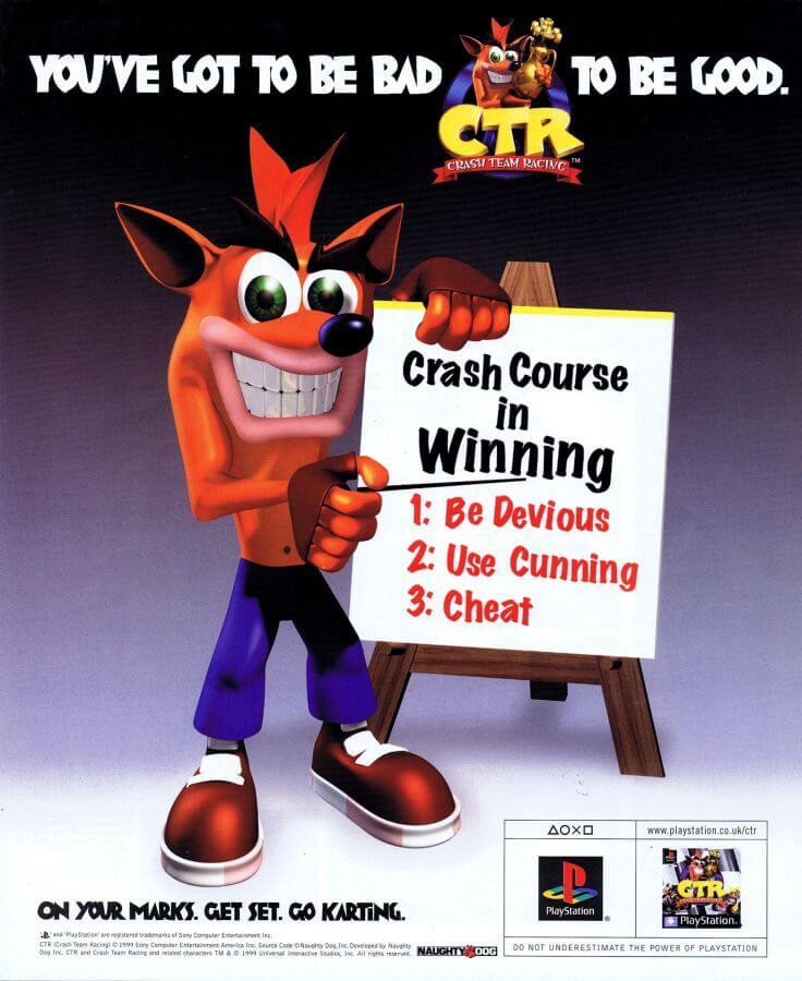hiscore grafika - Rzuć wyzwanie i zyskaj sławę niczym Crash!