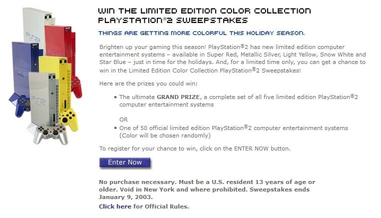 ps2 - Wyjątkowa kolekcja PlayStation 2 European Automobile Color Collection