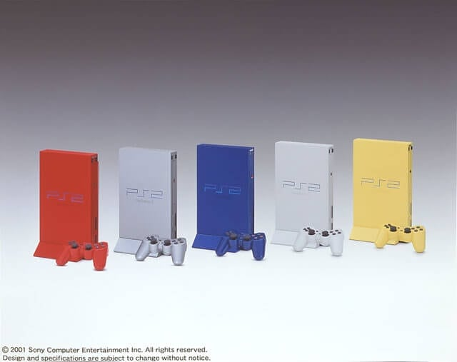 ps2 automobile color collection 41 - Wyjątkowa kolekcja PlayStation 2 European Automobile Color Collection