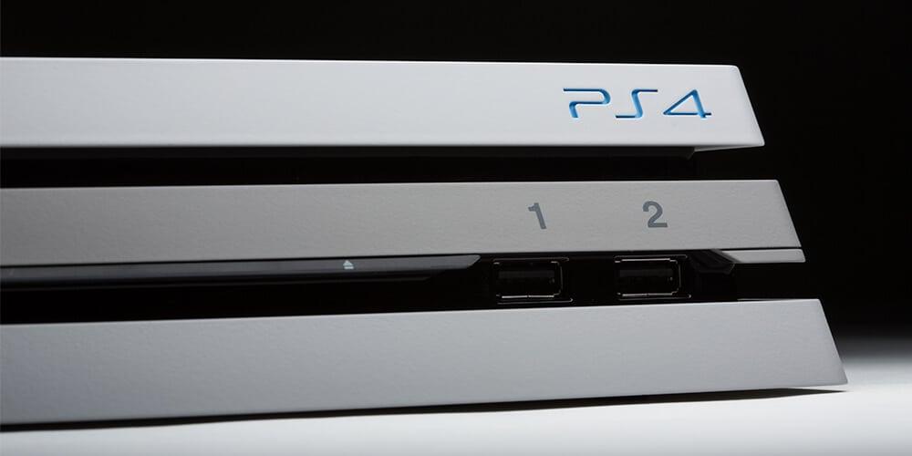 ps4 pro retro 04 - Specjalna customowa edycja PlayStation 4 Pro Retro