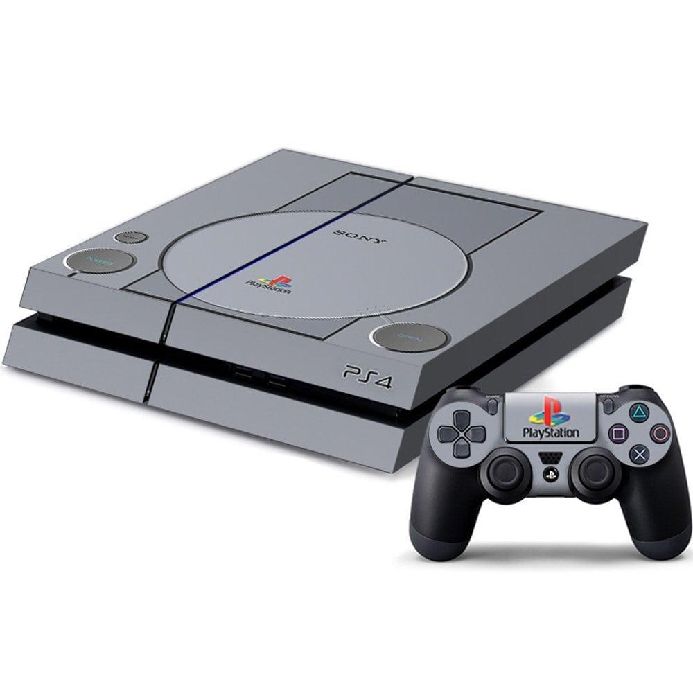ps4 ps1 - Specjalna customowa edycja PlayStation 4 Pro Retro