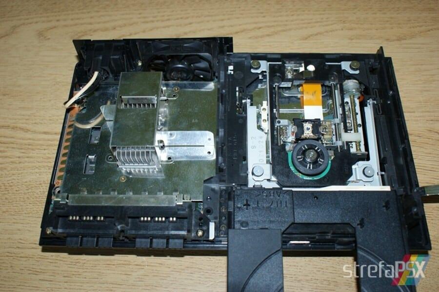 rozbieranie ps2 10 - Rozbieranie i skręcanie PlayStation 2 FAT