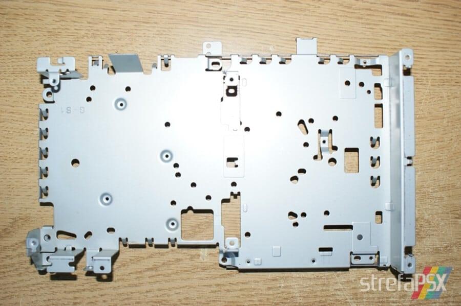 rozbieranie ps2 23 - Rozbieranie i skręcanie PlayStation 2 FAT