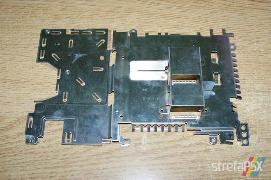 rozbieranie ps2 25 - Rozbieranie i skręcanie PlayStation 2 FAT
