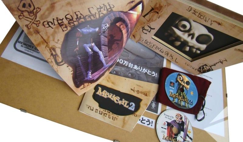 medievil2 baner - Kolekcjonerskie wydania gier - Zestaw prasowy MediEvil 2