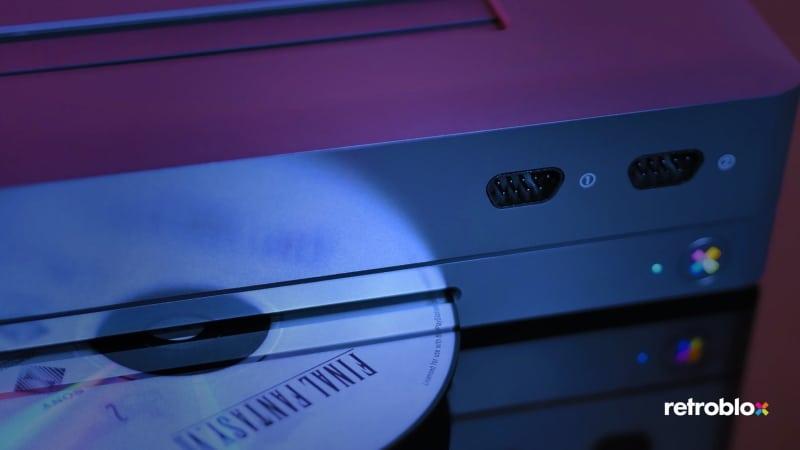 retroblox news 1 - RetroBlox - pierwsza modularna retro konsola HD z PSX na pokładzie?