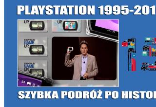 1995 2010playstation 320x220 - Bez komentarza #4 - Szybka historia 15 lat z marką PlayStation 1995-2010
