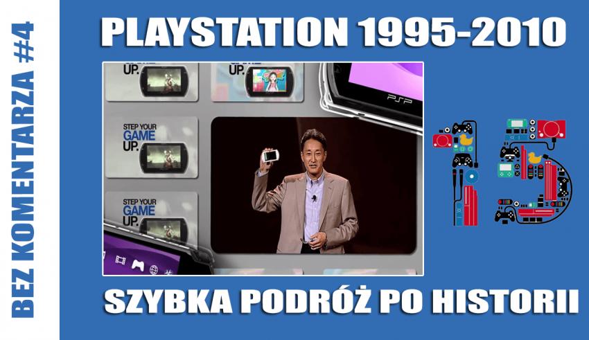 1995 2010playstation 850x491 - Bez komentarza #4 - Szybka historia 15 lat z marką PlayStation 1995-2010